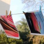 La grande lessive 2016 Montpellier Celleneuve