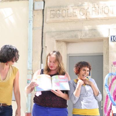 Mots dits mots lus Odette Louise Celleneuve